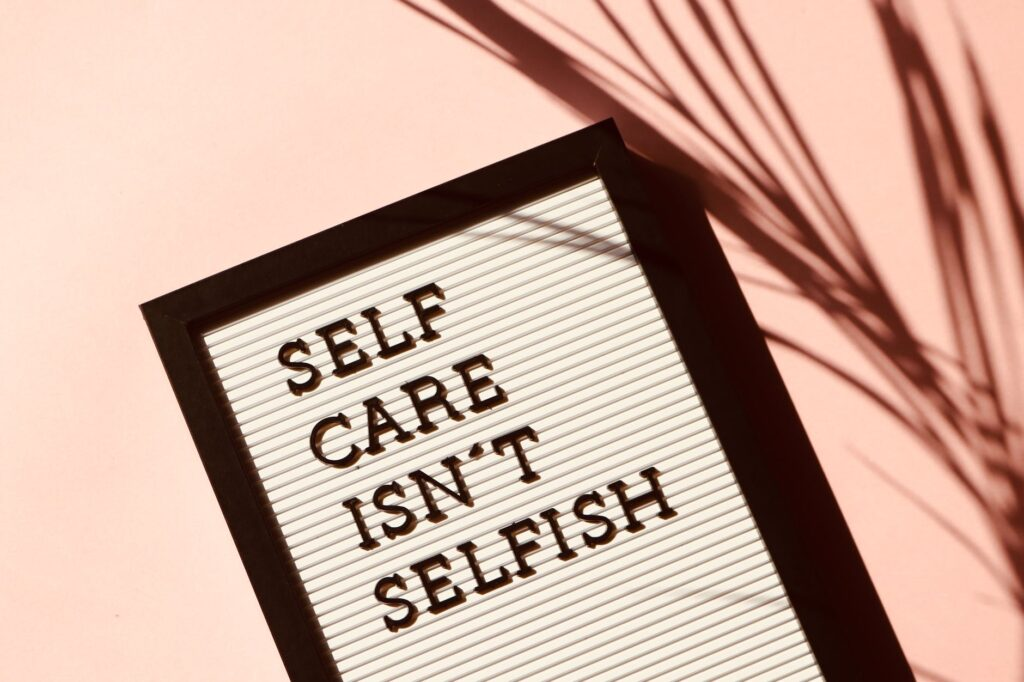 Things To Do For Self-Care | Get a Good Night's Rest Consistently | Exercise on a Regular Basis