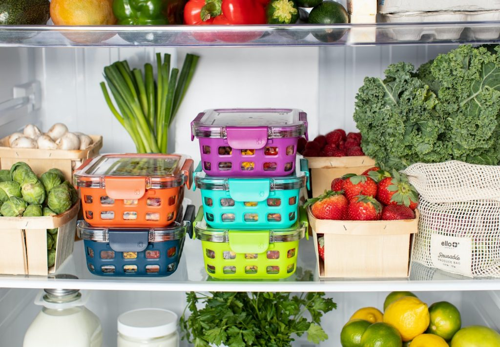 ramadan prep essentials fridge organization