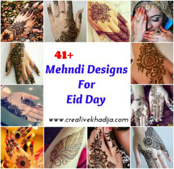 bridal henna designs latest