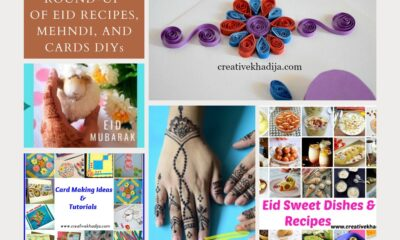 Eid Al Fitr 2021 Top Recipes, Henna Designs & Eid Cards Collection