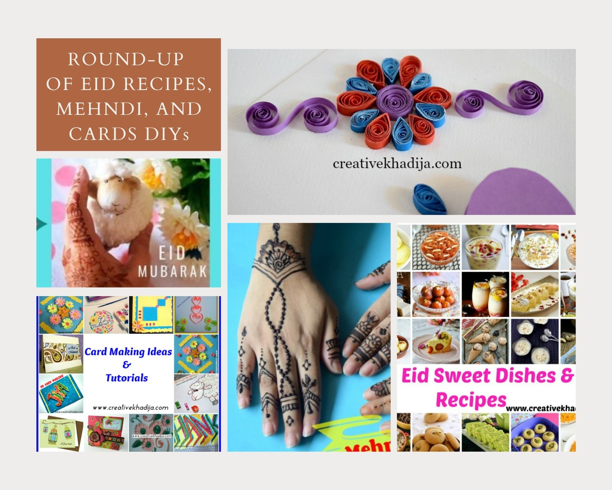 Eid Al Fitr 2021 Top Recipes, Henna Designs & Eid Cards Collection