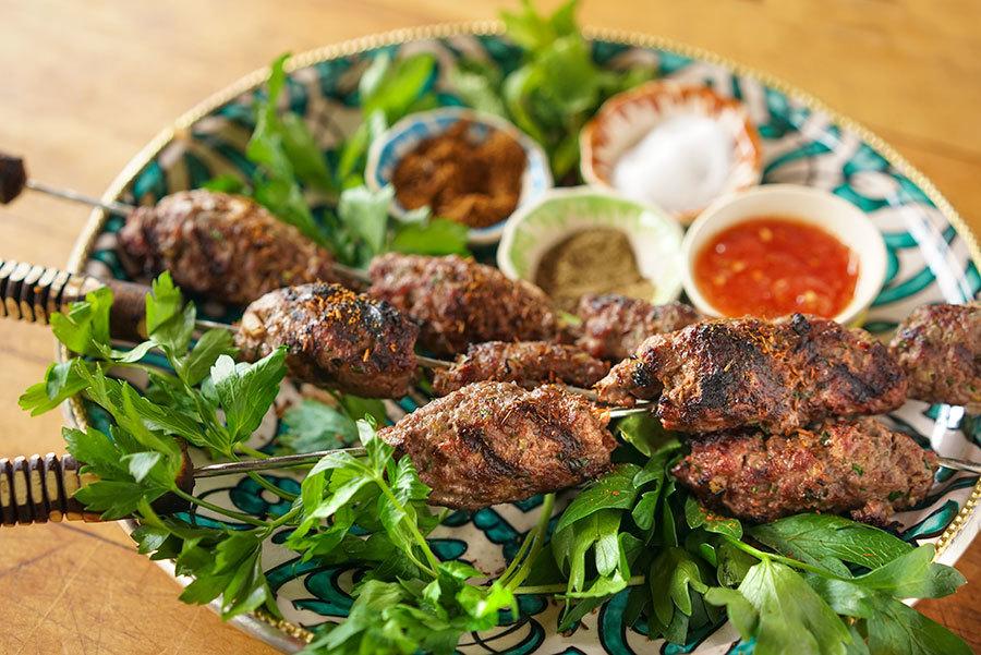 bbq menu ideas for eid al adha kefta kebab