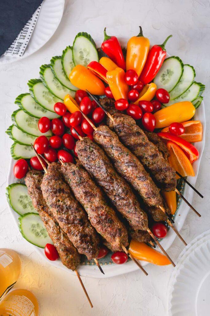 bbq menu ideas for eid al adha urfa kebabs