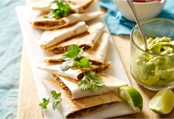 meat dishes that kids will love mince quesadillas