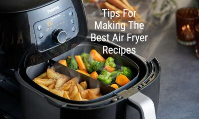 Tips for making the Best Air Fryer Recipes