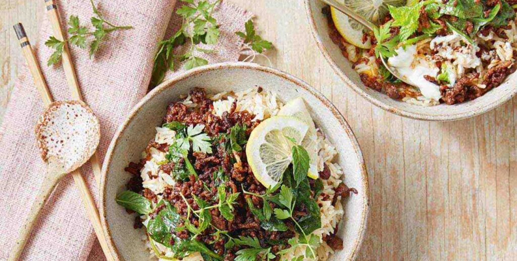 rice mince recipes for eid al adha 2021 honey beef rice