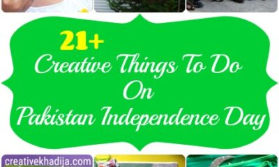 Best Creative Things To Do on Pakistan Independence Day 2021