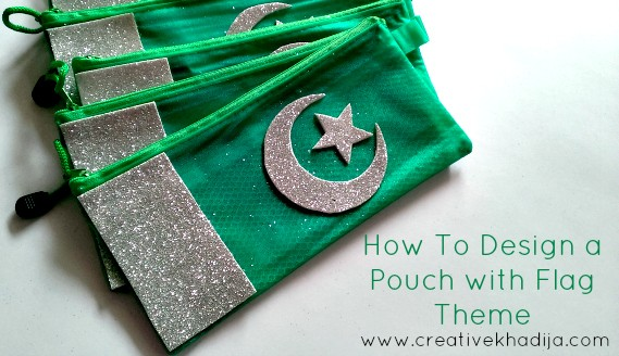 flag pouches independence day crafts