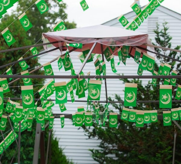 creative things to do for independence day flag banners