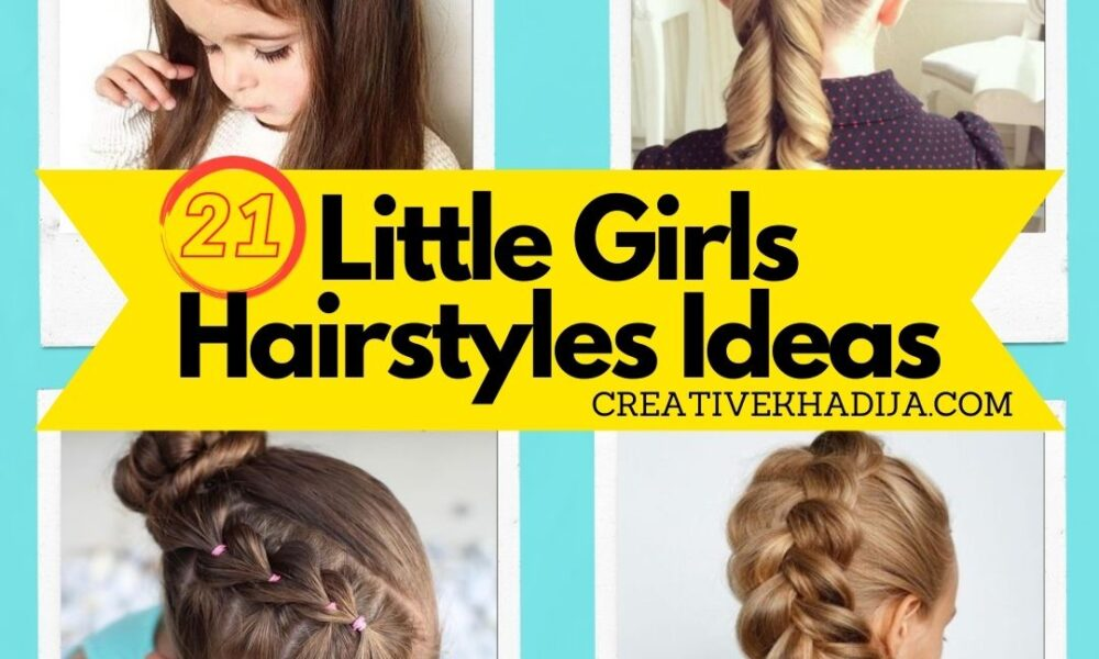 little girl hairstyles with accessories