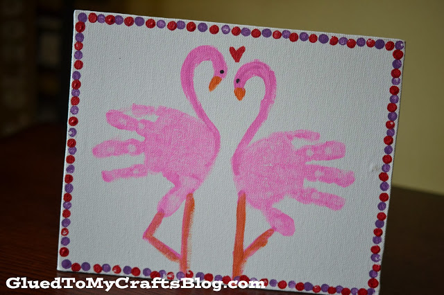 flamingo creative things to do for kids