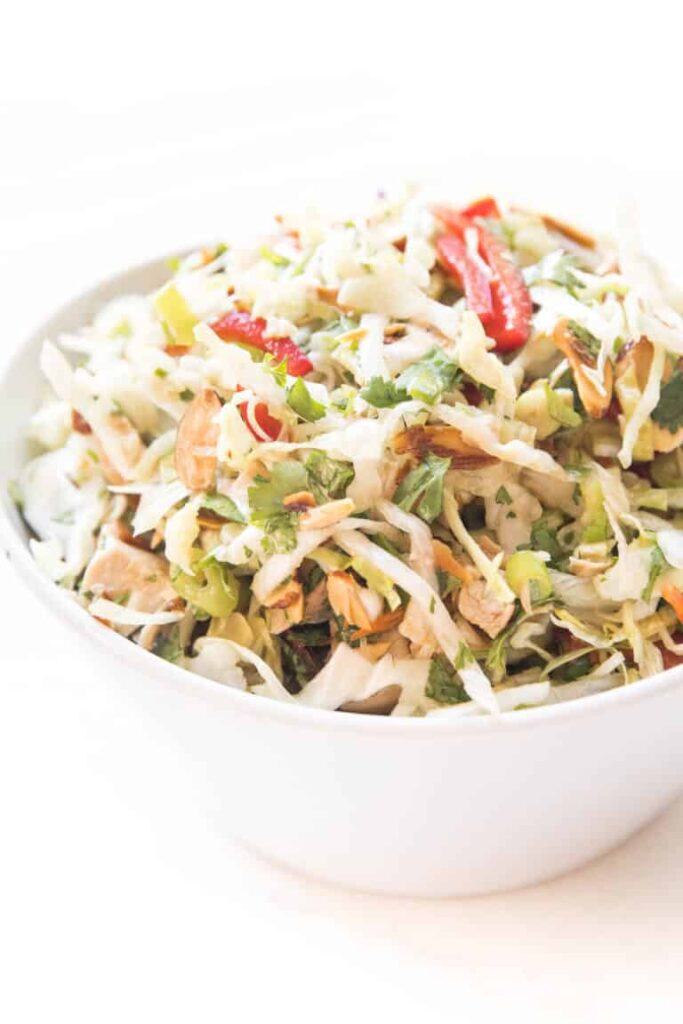easy salad recipes to try chinese chicken salad