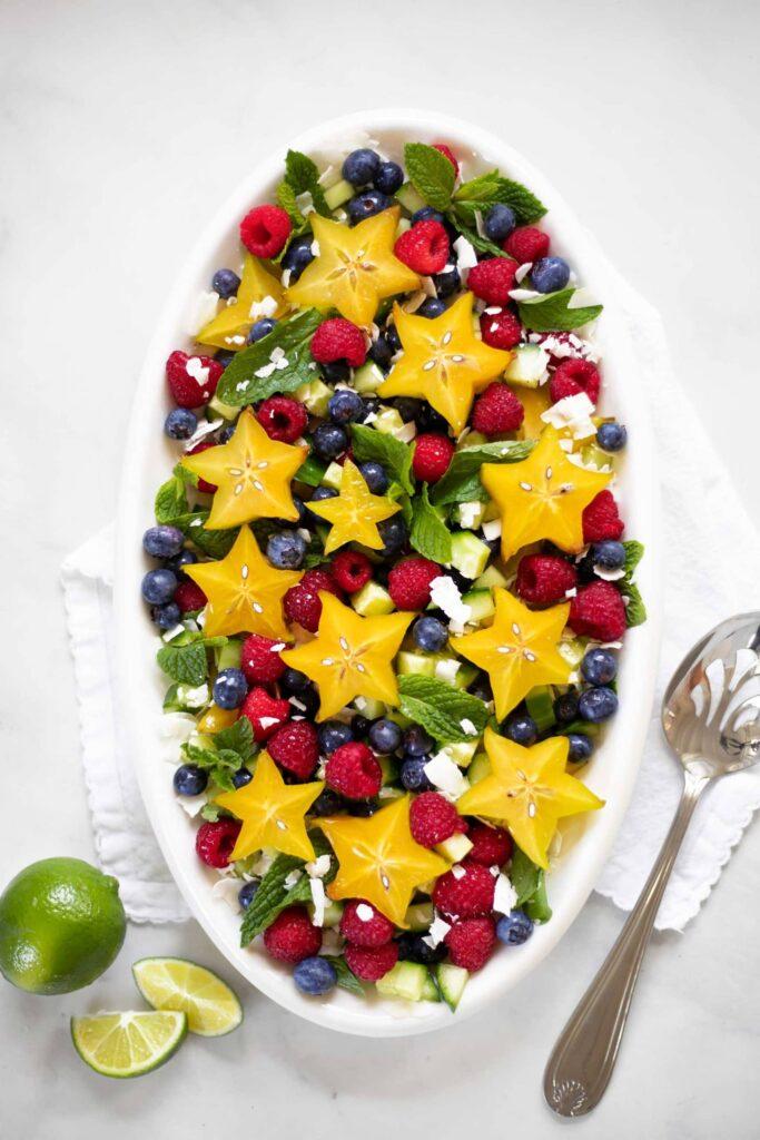 vegan keto salad recipes keto fruit salad