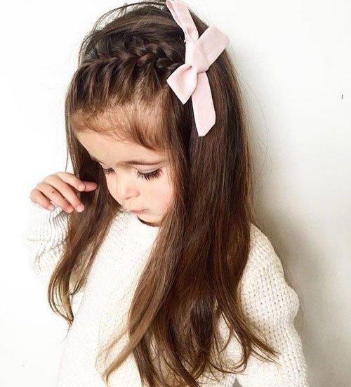 little girl braid hairstyles lace braid