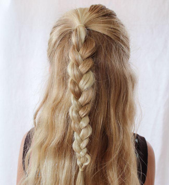 5 minutes little girl hairstyles braided hair