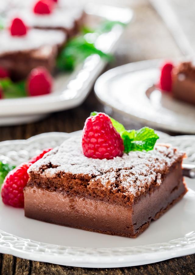 nutella desserts recipes magic cake