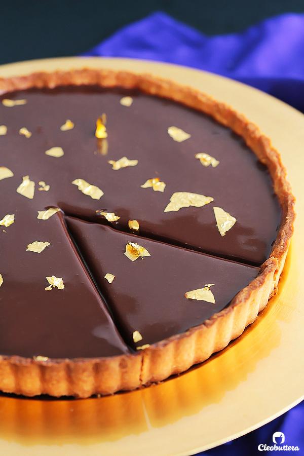 tart nutella desserts recipes